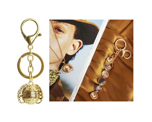 Modische Schlüsselanhänger Art.-Nr. 0232987-108_Keychain-2