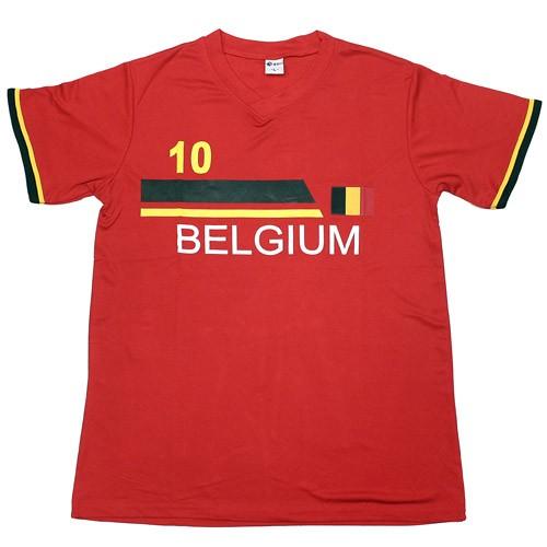 Paket mit 12 Trikots Belgien Art.-Nr. 0700146032