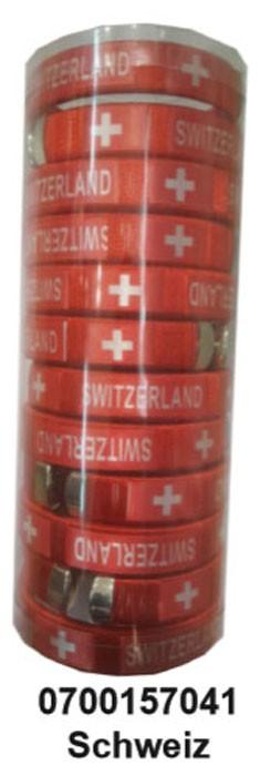 Paket mit 12 Armbänder Art.-Nr. 0700157041