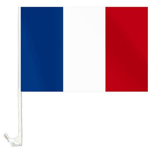 10 Autoflaggen Frankreich Art.-Nr. 0700200033