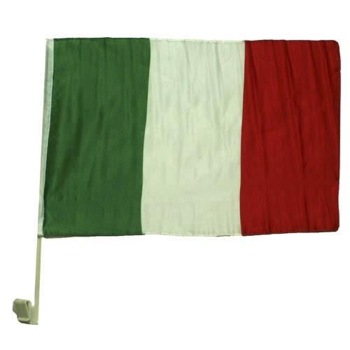 10 Autoflagge Italien Art.-Nr. 0700200039