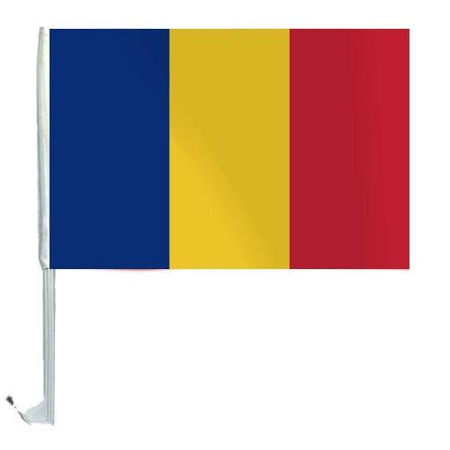 Autoflagge Rumänien Art.-Nr. 0700200040