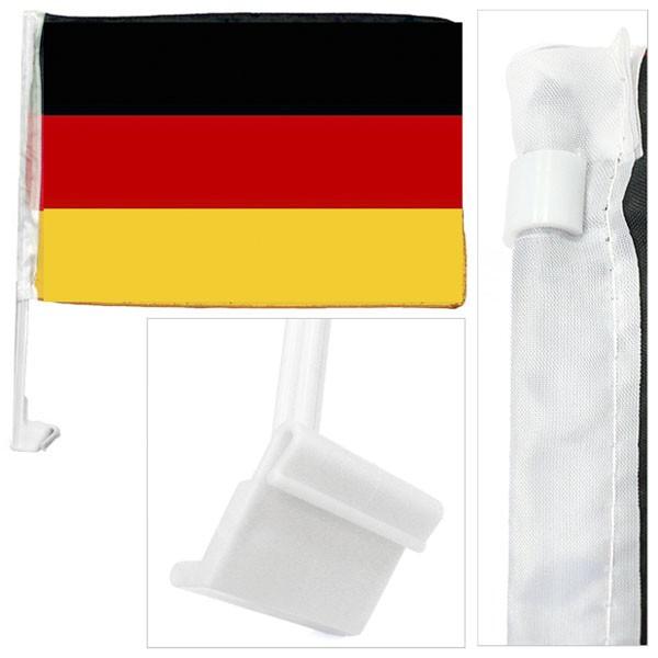 Autoflagge Deutschland Art.-Nr. 0700200049a