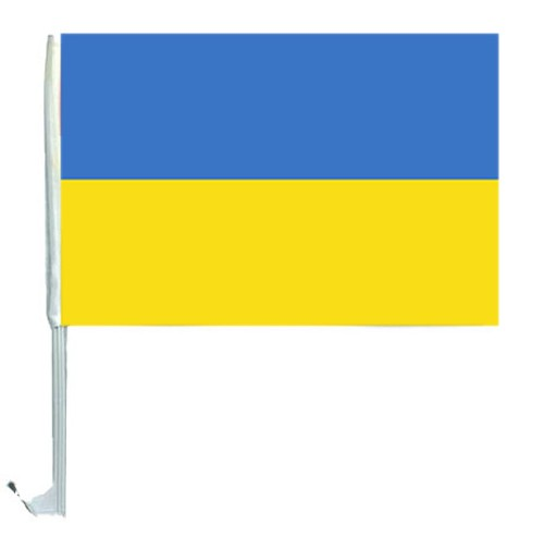 Autoflagge Ukraine Art.-Nr. 0700200380