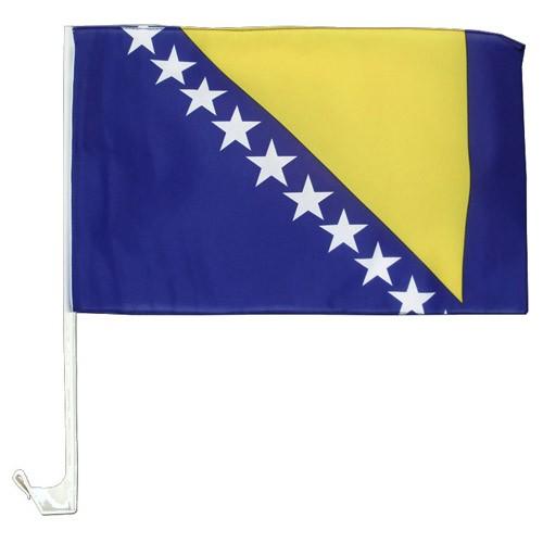10 Autoflagge Bosnien Art.-Nr. 0700200387