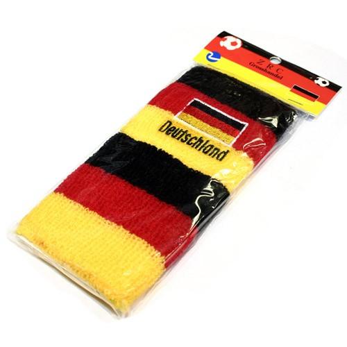 Paket mit 12 Schweißbaender Deutschland Art.-Nr. 0700402049
