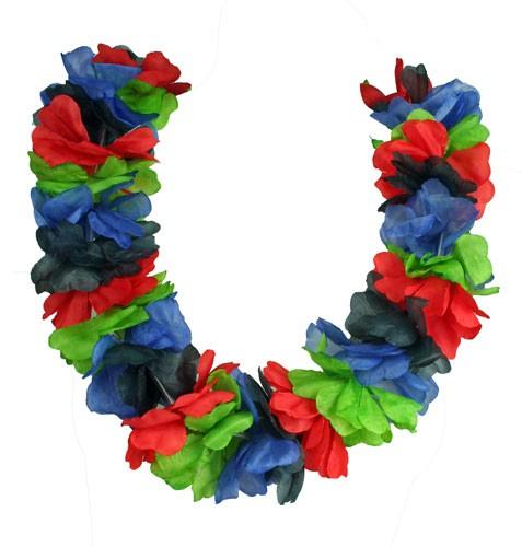 Paket mit 10 Blumenketten Südafrika (groß) Art.-Nr. 0700424027