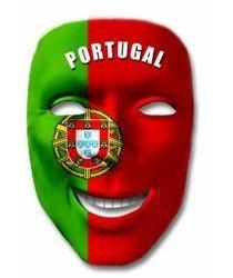 Fan-Maske Portugal Art. Nr. 0700425351