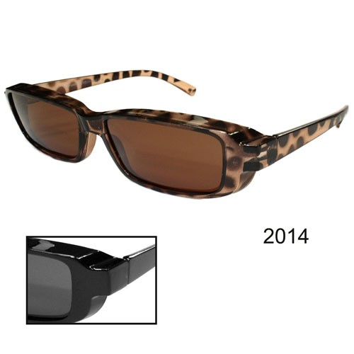 Polarisierte Ueberzieh-Sonnenbrille Art.-Nr. 2014