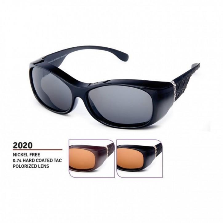- Paket mit 12 Polarisierte Ueberzieh-Sonnenbrillen Art.-Nr. 2020.
