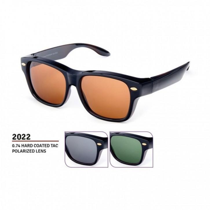 - Paket mit 12 Polarisierte Ueberzieh-Sonnenbrillen Art.-Nr. 2022.