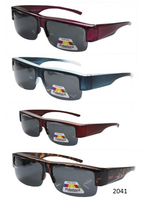 Paket mit 12 Polarisierte Überziehbrillen Art.-Nr. 2041