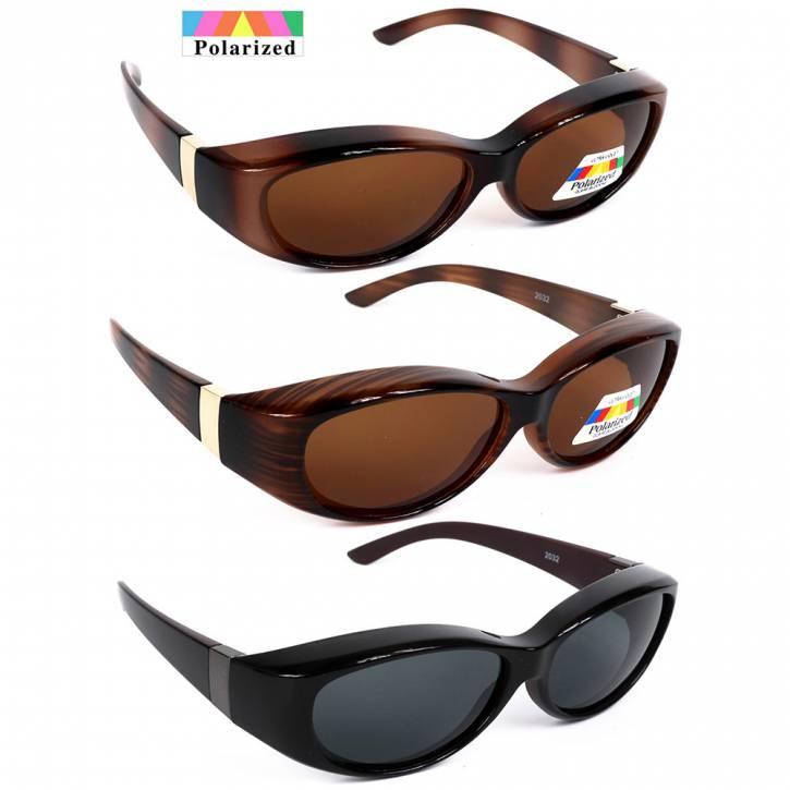 - Paket mit 12 Polarisierte Ueberzieh-Sonnenbrillen Art.-Nr. BM5041