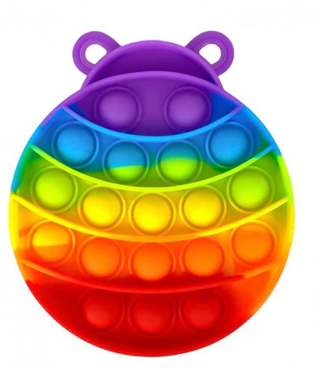 Push Pop - Pop it - Käfer Mehrfarbig - 3 Stück