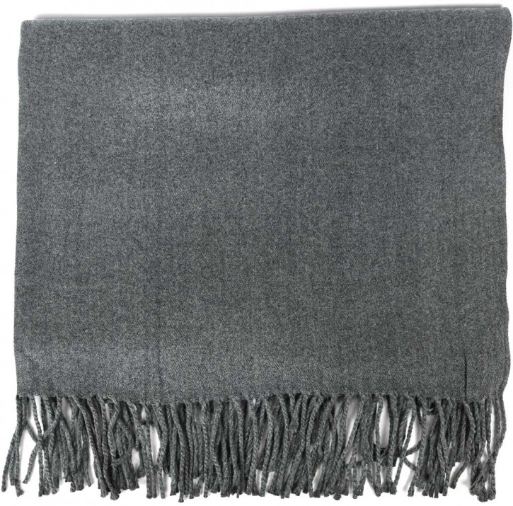 Schal Cashmere / Viscose - FA-53027-31-MIDDLEGRAY-BB