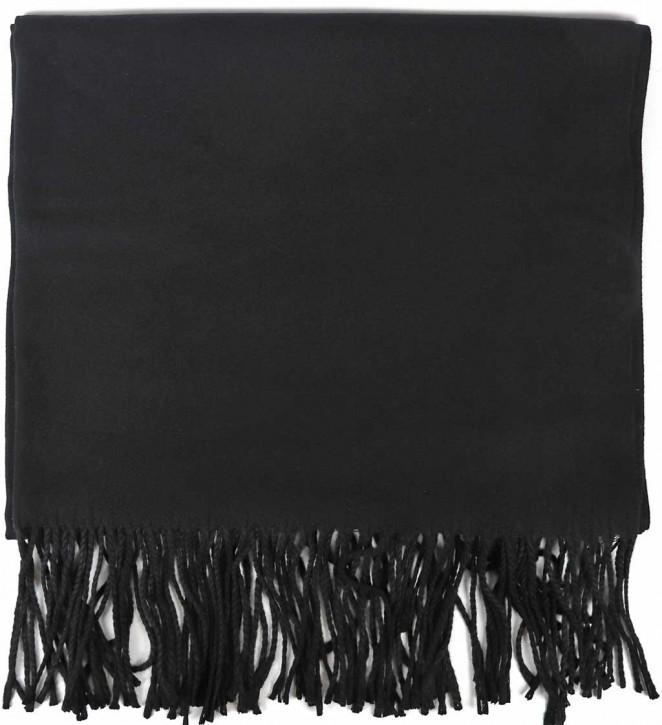 Schal Cashmere / Viscose - FA-53027-9-BLACK-BB
