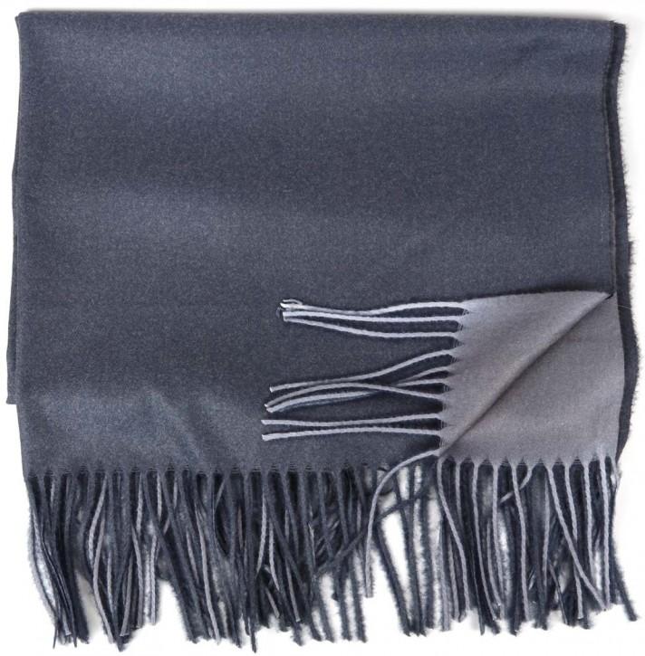 Schal Doppelseitig Cashmere / Viscose - FA-78089-98-BLACK-BEIGE-BB