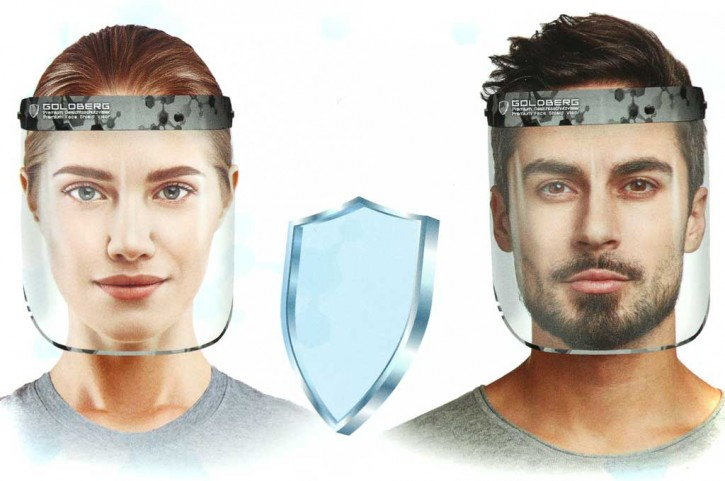 Face Shield FS-804-001
