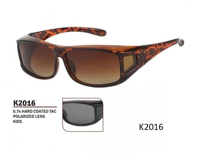 Polarisierte Ueberzieh-Sonnenbrille Art.-Nr. K2016
