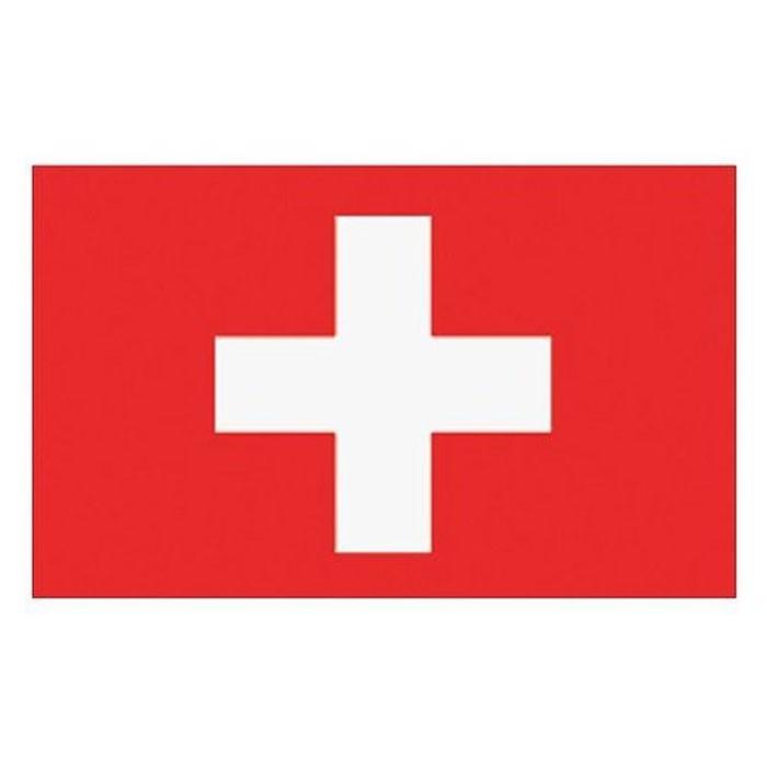 Paket mit 10 Flagge Schweiz Art.-Nr. NF-004-CH