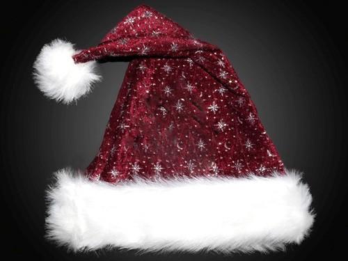 -Weihnachtsmütze Art.-Nr. WM-00---1