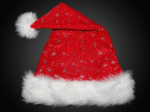 -Weihnachtsmütze Art.-Nr. WM-01---1