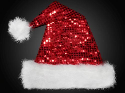 -Weihnachtsmütze Art.-Nr. WM-49---1
