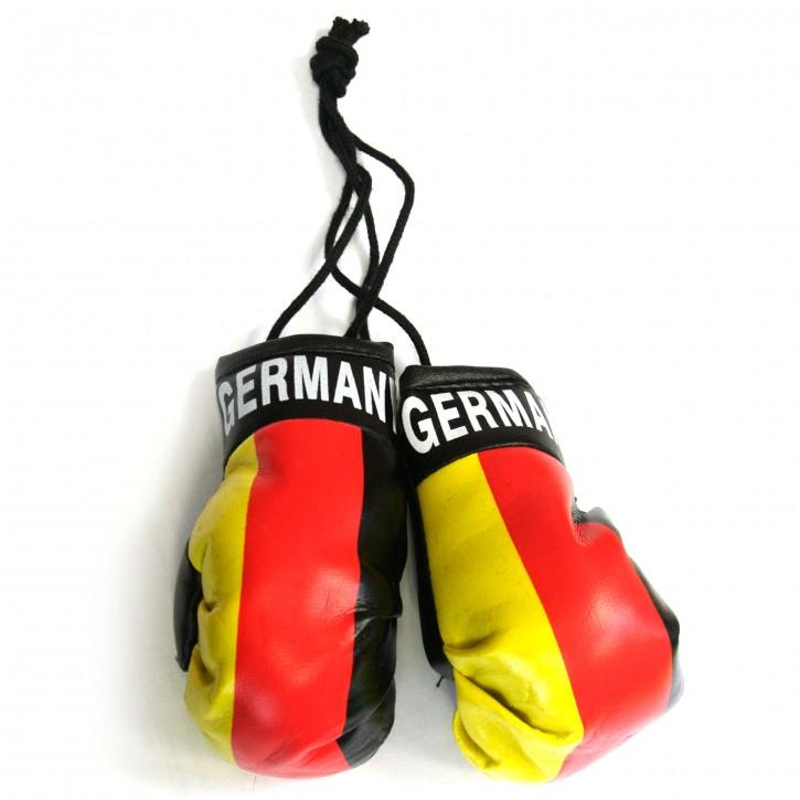Paket mit 6 Mini Boxhandschuhe Deutschland Art.-Nr. 0700160049