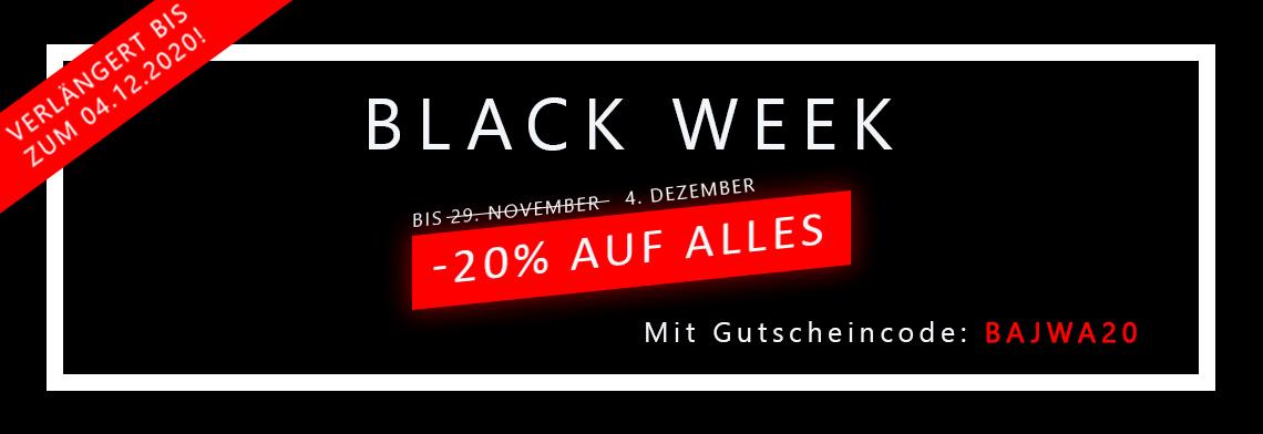 Black Week Verlängerung