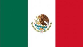 Paket mit 10 Länderflagge Mexiko Art.-Nr. 0700000052