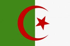 Paket mit 10 Länderflaggen Algerien Art.-Nr. 0700000213