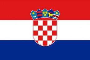Länderflagge Kroatien Art.-Nr. 0700000385