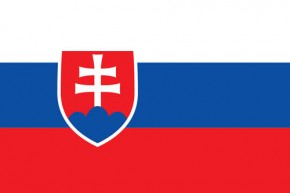 Paket mit 10 Länderflaggen Slowakei Art.-Nr. 0700000421