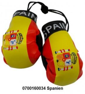 Paket mit 6 Mini Boxhandschuhe Spanien Art.-Nr. 0700160034