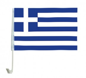 Autoflagge Griechenland Art.-Nr. 0700200030
