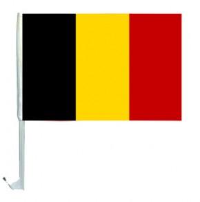 10 Autoflagge Belgien Art.-Nr. 0700200032