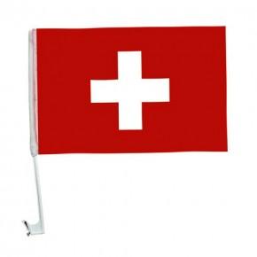 10 Autoflagge Schweiz Art.-Nr. 0700200041