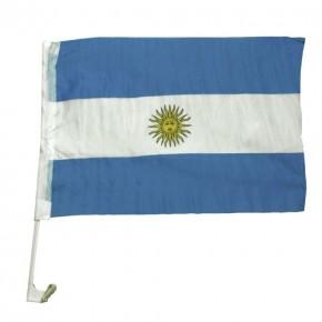 10 Autoflagge Argentinien Art.-Nr. 0700200054