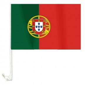 10 Autoflagge Portugal Art.-Nr. 0700200351