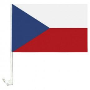 10 Autoflagge Tschechische Republik Art.-Nr. 0700200420