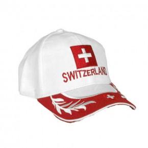 Paket mit 6 Caps Schweiz Art.-Nr. 0700415041