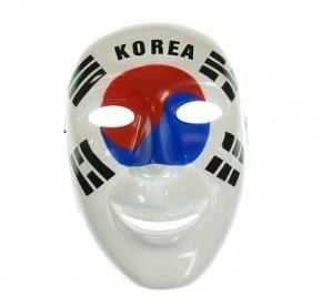 Fan-Maske Süd-Korea Art. Nr. 0700425082