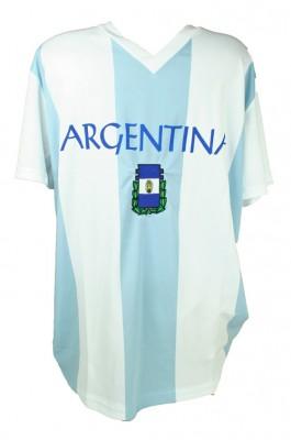 Paket mit 12 Trikots Argentinien Art.-Nr. 0700560854