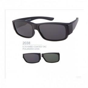 - Paket mit 12 Polarisierte Ueberzieh-Sonnenbrillen Art.-Nr. 2038