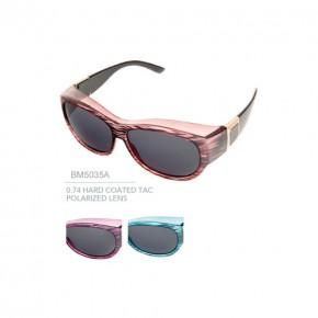 Paket mit 12 Polarisierte Ueberzieh-Sonnenbrillen Art.-Nr. BM5035A