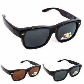 - Paket mit 12 Polarisierte Ueberzieh-Sonnenbrillen Art.-Nr. BM5037