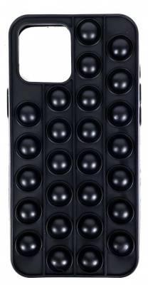 Pop It Handyhülle für iPhone 12 pro Max - Fidget Toy Bubble Phone Case Schutzhülle Spielzeug.