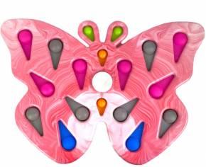 Pop it Spinner -  Spielzeug - Toy - Antistress - 3 Stück
