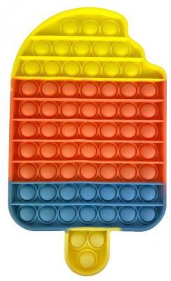 Push Pop XL - Pop it - Eis Mehrfarbig - 3 Stück