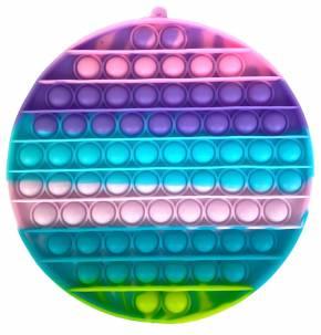 Push Pop XL - Pop it - Rund Mehrfarbig - 3 Stück